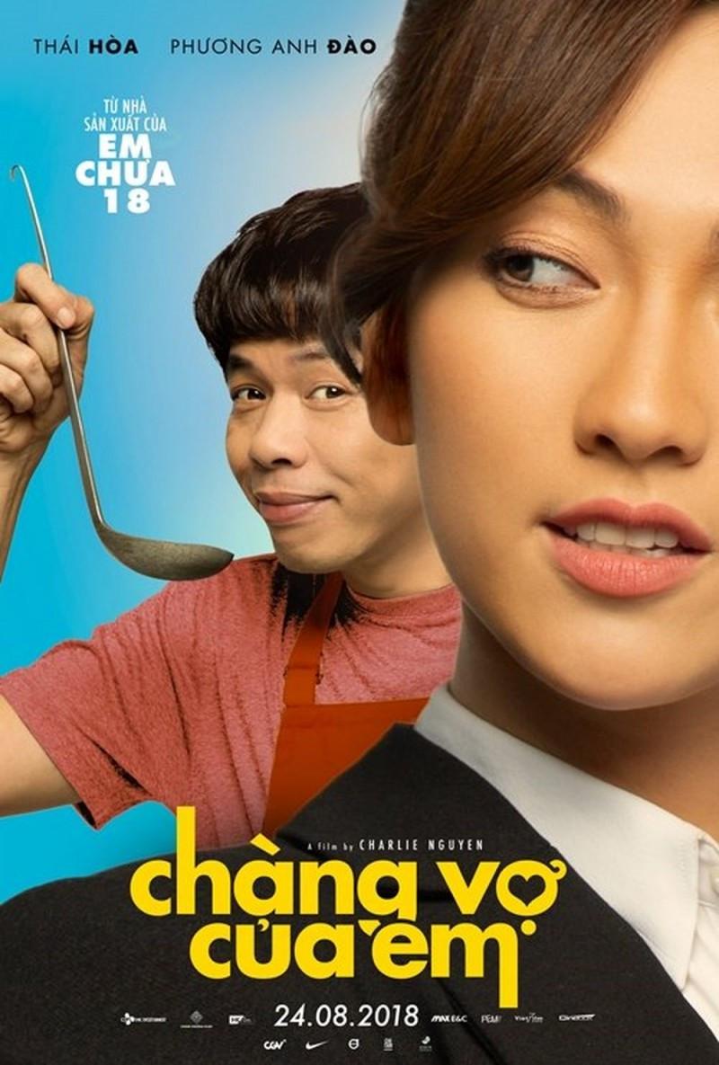 Phim CHÀNG VỢ CỦA EM - 2017